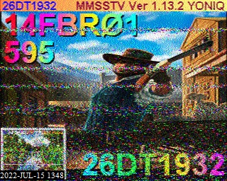 28-Jul-2021 07:37:00 UTC de 13CB55